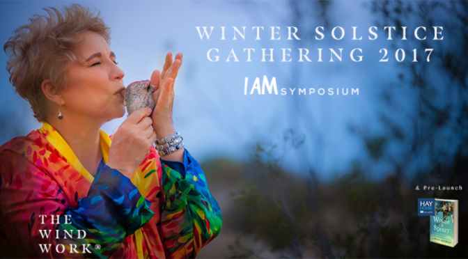 I AM Symposium, Winter Solstice Celebration, Brings Together Shamans and Healers to Teach