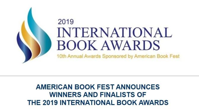 two of our editorial clients win the 2019 international book awards – the winning streak continues!