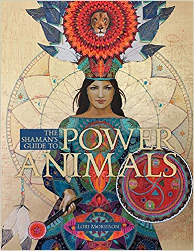 shaman's guide to power animals cover