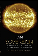 Cover of I Am Sovereign by Simon and Suzie Heilo.