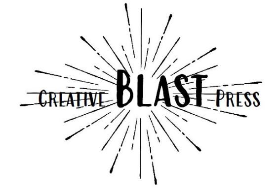 Creative Blast Press logo