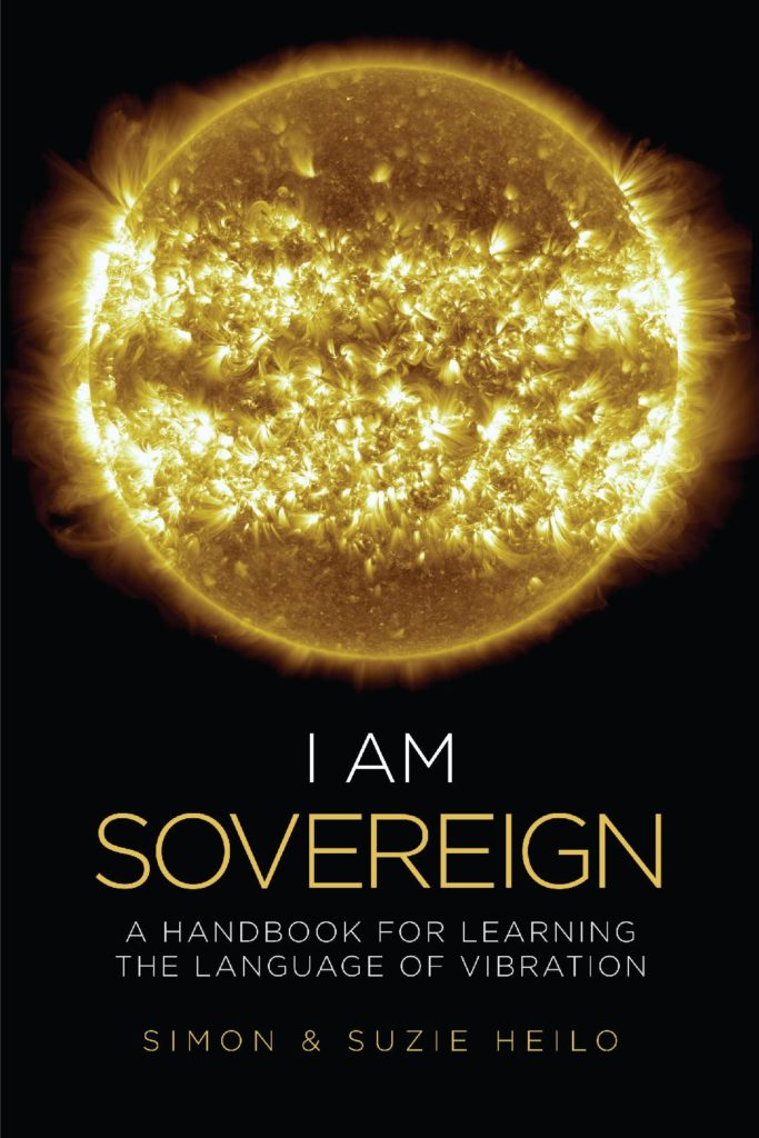Cover of I Am Sovereign by SImon and Suzie Heilo