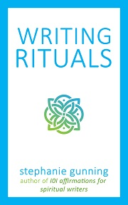 cover of the book Writing Rituals by Stephanie Gunning